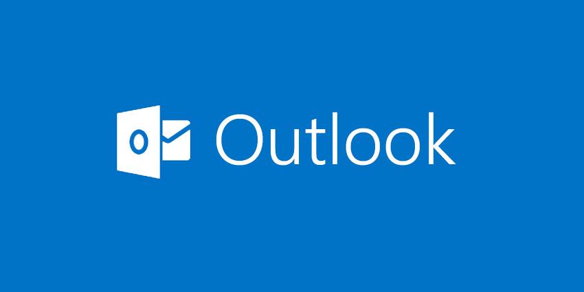 Microsoft Outlook Logo Wallpaper